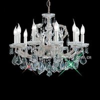 China factory crystal interior lighting with simple design