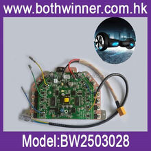 Key electronic control board for electric scooter 10 inch ,H0T884 control board for electric scooter street legal