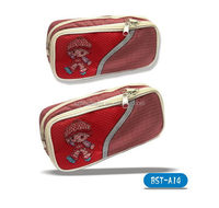 Top grade new coming 2 layer pencil case