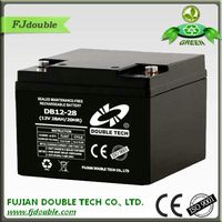 Storage agm rechargeable battery charger 12V 28AH DB12-28