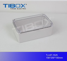 thin rectangular clear plastic boxes small clear