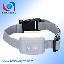 Promotional IP67 certified waterproof dog gps coordinates locator collar LDW-TKP19F