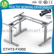 Guadalajara automatic move up and down mechanism height liftable desk in China & electric up/down desk stand