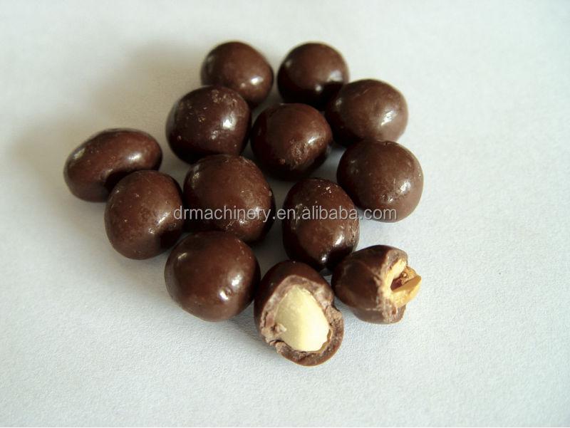 schokolade maschine beschichtung