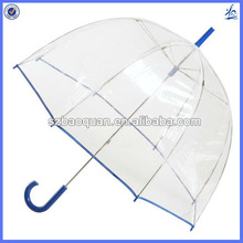 Hot style transparent dome umbrella