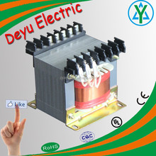 2000W low voltage low frequency dry type control transformer bushing 110v to 12v