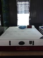 Fireproof foam spring combination mattress for keep you safe when sleeping