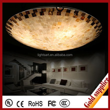 original place zhongshan hotel red copper tiffany lamps wholesale/homeinteriors