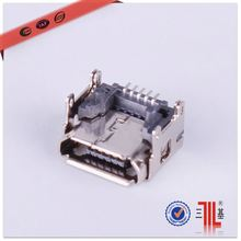 hot sell hdmi male to vga female cable male to female hdmi 180 connector hdmi a type female