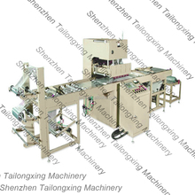 8KW auto feeder type high frequency machine to weld badge bag