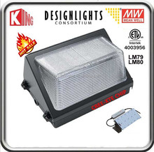 Led wall pack 60w 100W UL dlc wall pack led fixture IP65 wall mounted stage light