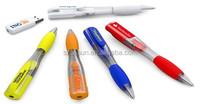 hot selling company gift pen usb,New 3 in 1 Stylus pen usb drive