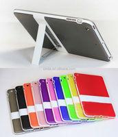 Gel TPU Silicone Gel Stand Kickstand Case Cover For New Apple iPad Mini 2 Retina
