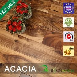 Small Leaf Acacia Flooring & handscraped
