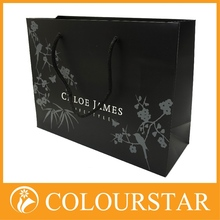 Attractive design with competitive price halloween paper bag printing