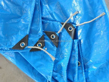 Fire resistant tarpaulin in standard sizes made in china