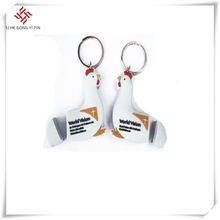 2014 new product silicone /rubber customized & vivid duck shape USB flash drives covers