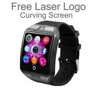 Wholesale china Stainless steel hd ips screen mq998 mobile phone watch