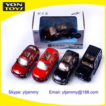 Diecast Model Pull Back Alloy Car Toy