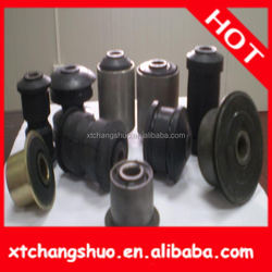 Rubber and PU Material Auto Parts female thread bush with Good Quality tungsten carbide bushing