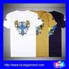 T shirts custom logo printing