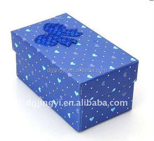 Small Fashion Paper Gift Boxes/gift boxes to buy in China