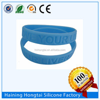 Cool and usb silicone wristband