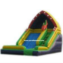 2012 new design best-seller enjoyable inflatable water slide