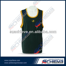 high quality custom sublimation basketball jersey factory