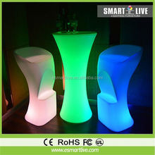 2015 new products&led light bar cover/led table/led furniture