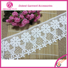 Garment Accessories Suppliers With Custom Double Eyelash Lace Trim