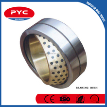 PYC Factory Supply High Precision Sintered Bronze Bush Bearing Oil Bearing