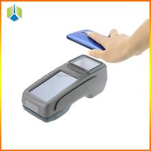 WCDMA/WIFI/GPS Barcode reader fingerprint mobile 3G pos equipment-Gc028+
