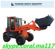 1.2 ton clark transmission small wheel loader hot sale
