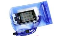для samsung Галактика Гранд нео i9060 galaxy ace 3 s7272 s7270 s7278 + мобильный телефон водонепроницаемый мешок сухой дело прозрачный с скраб