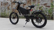 DENZEL GROSS XL electric bike 72V 3000W with lithium battery 2900 Wh plus PASS CE