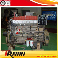 NT855- G1A 6 cylinder 250KW diesel engine from China manufacture for hot sale