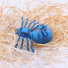 2015 New Design Halloween Horror spider /Novelty Toys /Expansion of dinosaur eggs