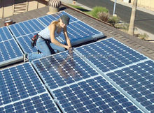 High quality PV Portable Solar Power System/Solar Panel System 30KW for Home Use