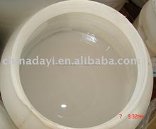 Caucho líquido de silicona para agentes de moldeado