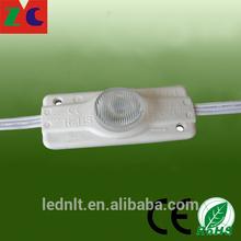 12v powered by cree 2.4W high power LED light box lighting module led edge