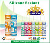 Polystyrene Transparent Neutral Weather-proof Silicone Sealants(REACH,SGS)