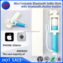 Innovative and Creative Products,Flexible Bluetooth Monopod,Wireless Bluetooth Selfie Stick