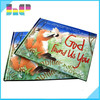 cartoon picture children colorful story hard cover book printing in China with best price