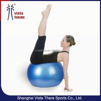Wholesale Anti-burst PVC adult Gym yoga exercise PVC ball