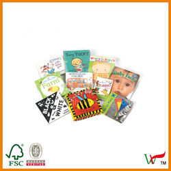 Factory printing book,child book,book printing