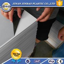 pvc flexible plastic sheet 5mm black and white price