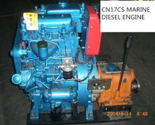 water cooled small marine inboard diesel engine