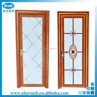 Aluminum Glass Kitchen Swinging Door