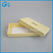 custom brand paper box packing shirt